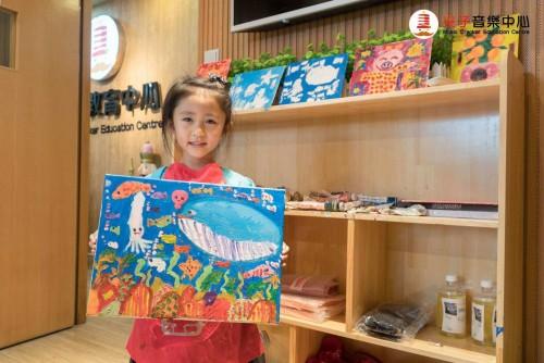 兒童繪畫教學:如何培養孩子的色彩觀??2019.3.25
