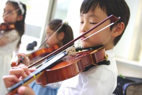 家長課堂:孩子學音樂的兩大好處 !