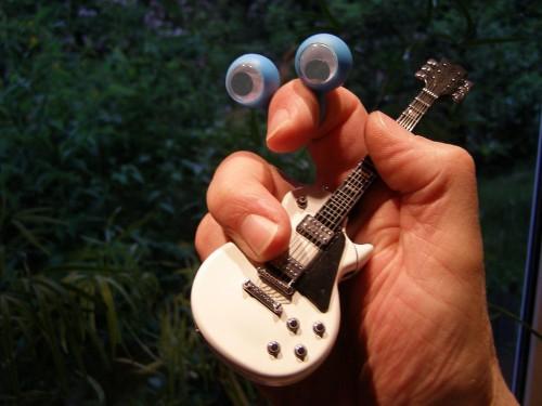 沒學過樂器,害怕無法上手吉他?